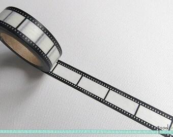 cinema washi tape etsy