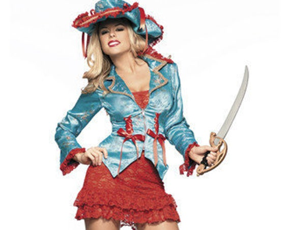 Be Wicked Pirate Costume