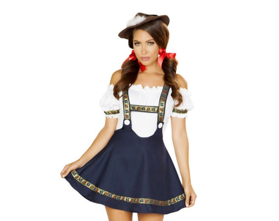 Roma Costume 3pc Bavarian Beauty Oktoberfest Costume 4884