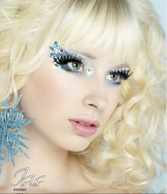 ISIS-Xotic Exotic Eyes Glitter Crystal Tattoo Eye Kit with Lashes