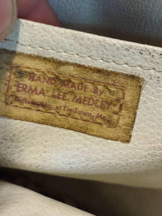 Carpet Brocade Vintage Purse Handbag Pocketbook T… - image 8