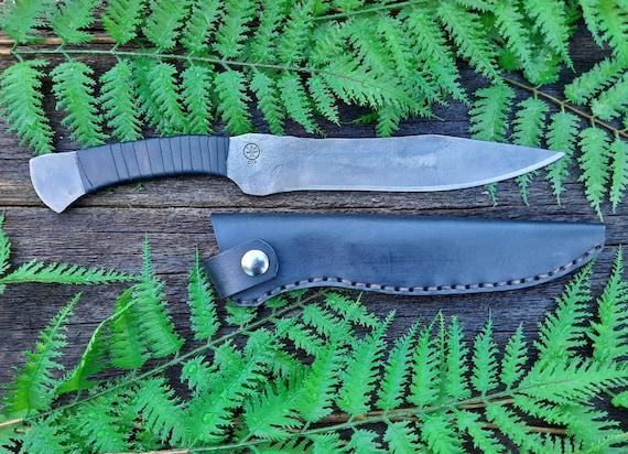 Integral field knife