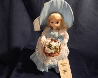 "Vintage Bradley Doll The Collectors Choice  ""Miss August"""