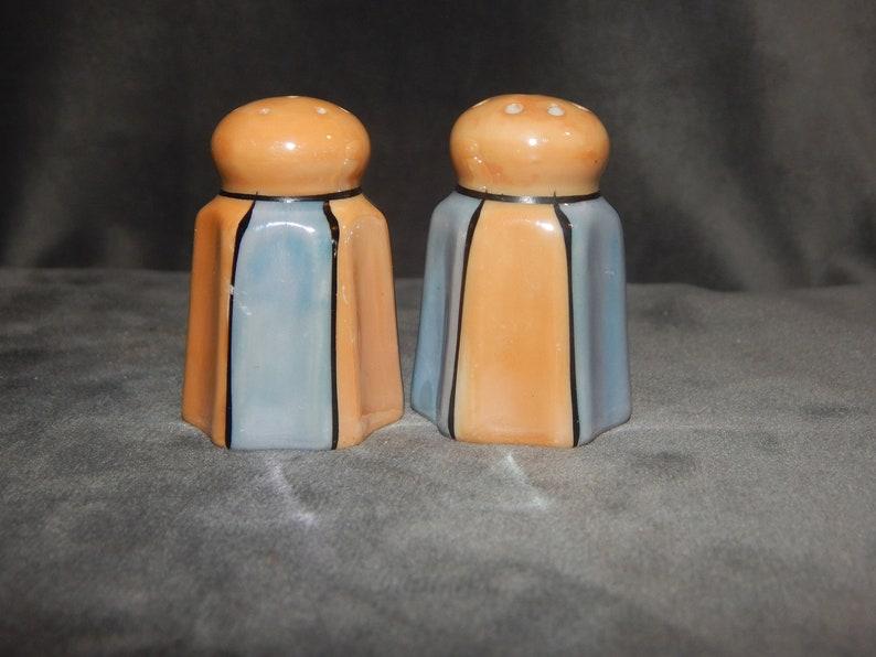 Vintage Lot of 4 Sets of Salt and Pepper Shakers