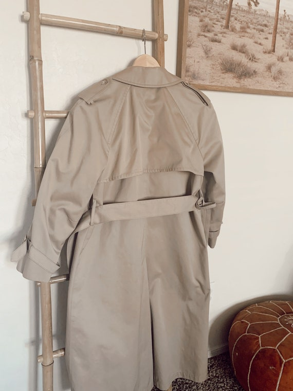 1970's Trench Coat
