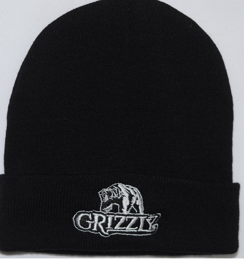 167c1fa1d30 Grizzly Beanie Hat Tuque camo chewing tobacco snuff dip