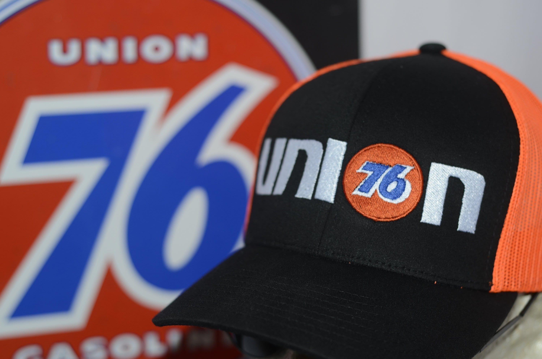 Union 76 Hat Trucker Mesh Snapback Petroliana  99274d9913a