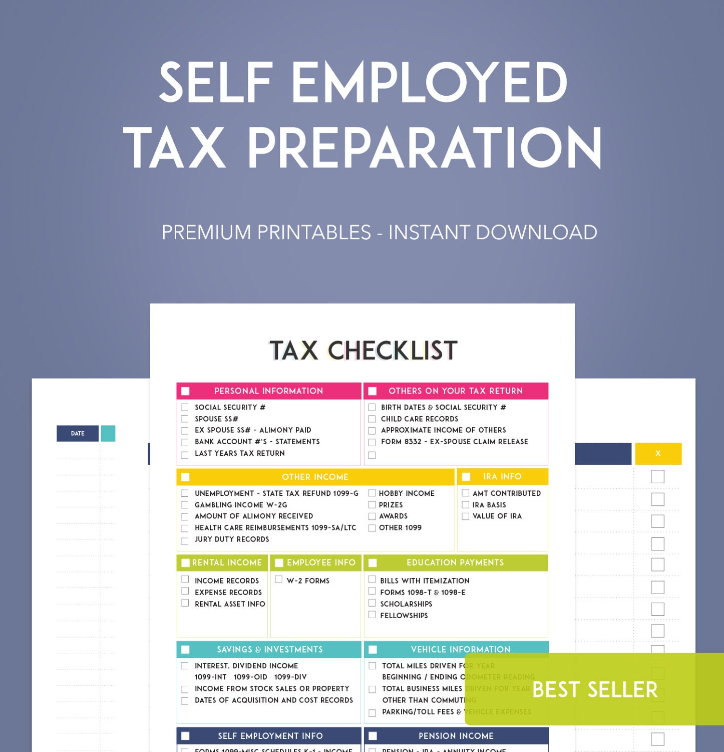 how much tax to pay if self employed