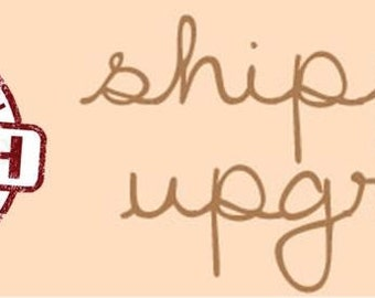 Expedited Order - Upgrade - for Womens Shoes Only