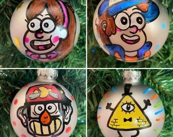 Gravity Falls Ornament