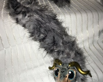 Grey Spotted Dragon Spirit