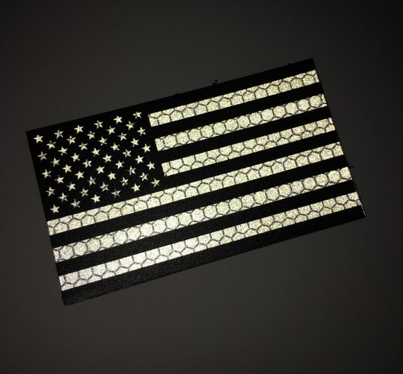 Empire Tactical USA 3.5 X 2 Inch Rainbow US Made American Patriotic Flag Durable USA Morale Uniform Patch