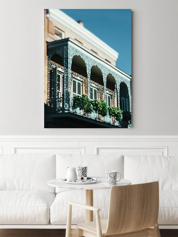 New Orleans Photography French Quarter Wall Art New Etsy