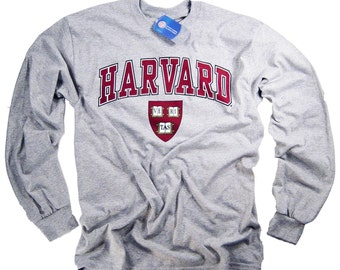 98582d932 Harvard Shirt T-Shirt Law College University Crimson Crew NCAA Officially  Licensed