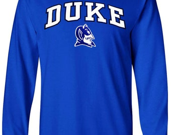 Duke Shirt T-Shirt Blue Devils College University Apparel Officially  Licensed By The NCAA 96e9b80bd