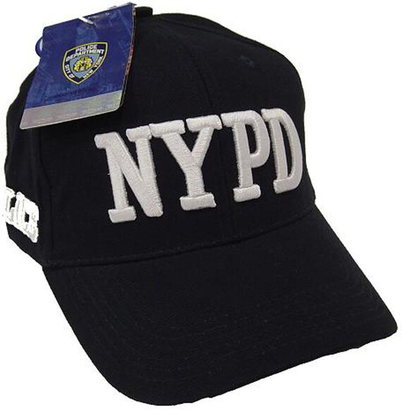 NYPD Hat Baseball Cap Officially Licensed Clothing Apparel By  002ba6f3c2f