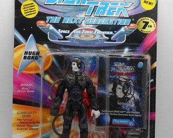 Vintage Star Trek The Next Generation Borg 1992 Playmates Toys Unopened Package