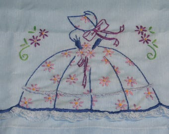 2 Southern Belle Pillowcases