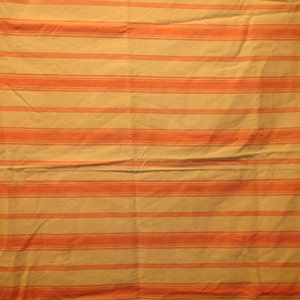 3 Small Pieces Vintage 1920/'s French TickingUpholstery Fabric in Stripes of  Red and Light Pink or Pinkish Red MPY8 402  A B C