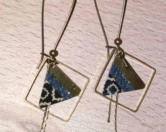 Triangle d gold