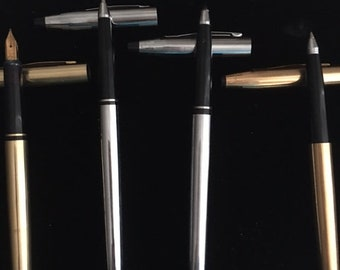 Vintage Collection of Cross Pens Pens in Total