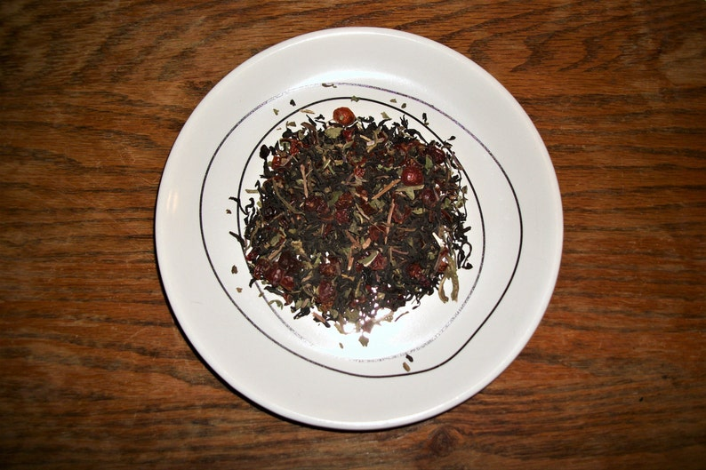 Le Salon Tea Blend  Viridian Tea Company image 0