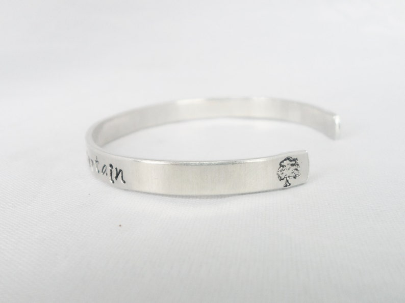Personalized Hand Stamped Bracelet DMB DAVE MATTHEWS band Life is Short But Sweet For Certain
