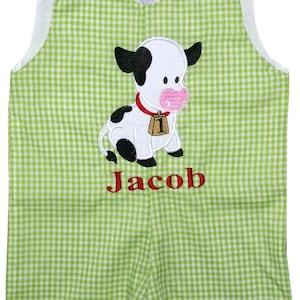 Farm Animal Bib 1st Birthday Boy Monogram Barnyard Bib Barnyard Birthday Bib Personalize Farm Bib First Birthday Farm Birthday