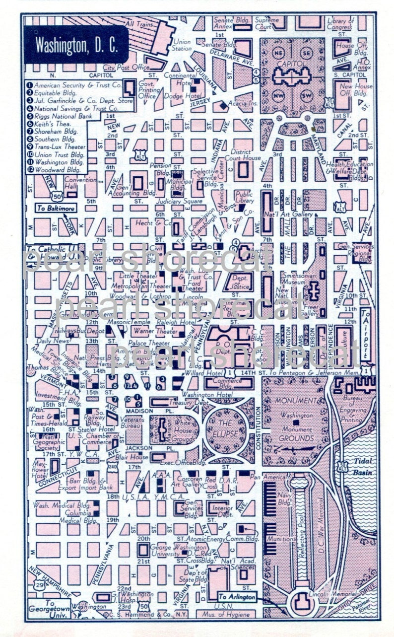 on dc map pdf