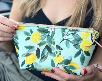 Lemon Essential Oil Bag