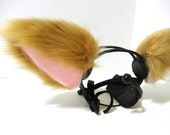 CUSTOM Necomimi Ear Covers: Single Color (Covers ONLY)
