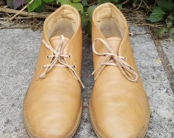 38c382d194e Men's Chukka Boots | Etsy UK