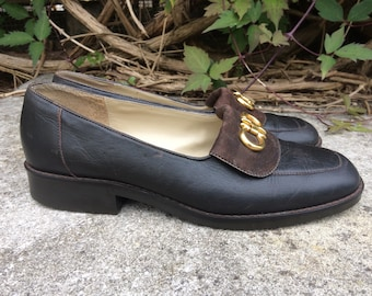 cdd9355993e11 Hush puppies loafers   Etsy