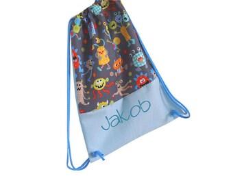 Personalized nursery bag