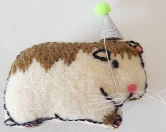 Tommy Tiny Hamster Soft Toy