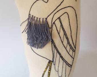 Archibald Heron Decorative Cushion
