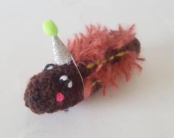 Herbert the Hairy Caterpillar