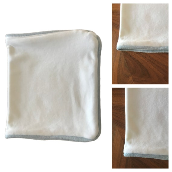 "OFFER! HURRY! 50% Discount White Velvet Lumbar Pillow 10"" by 18"""