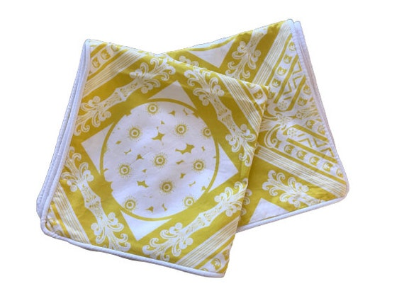 OFFER HURRY! 50% DISCOUNT, Custard Yellow Cushion Cover Design