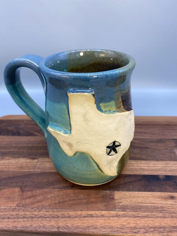 12oz Texas mug