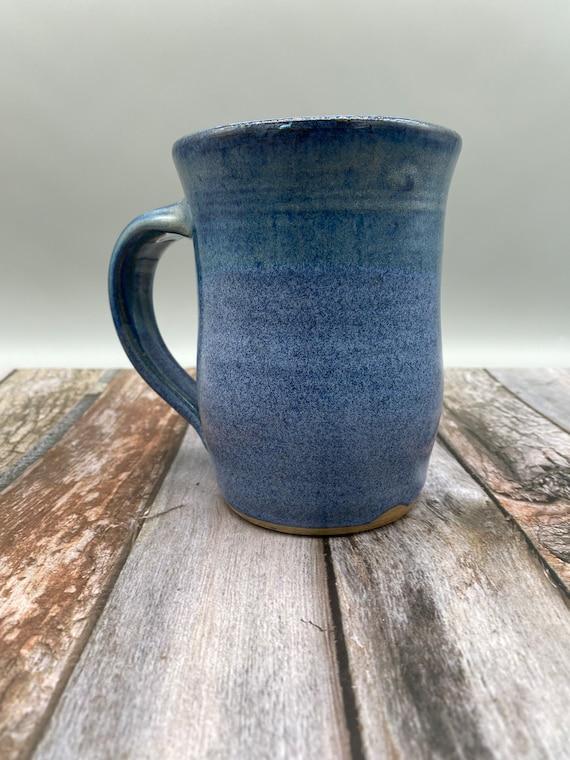 16oz blue Jean mug