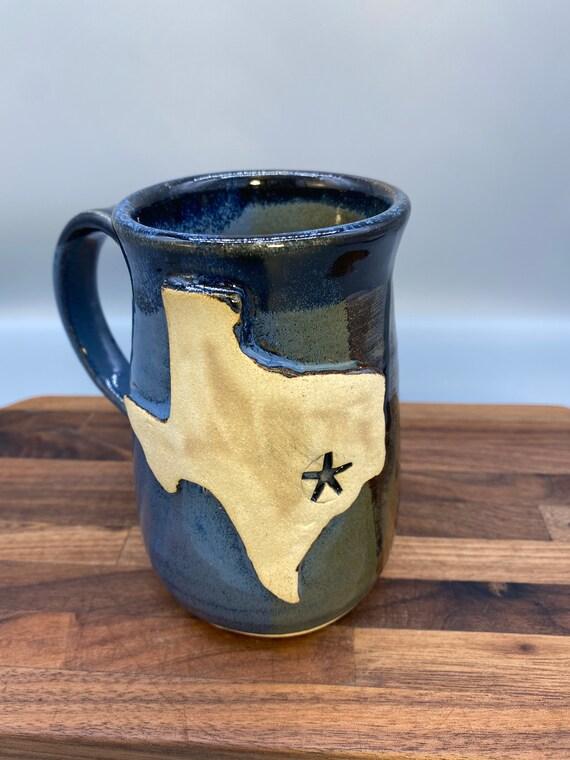 14oz Texas mug