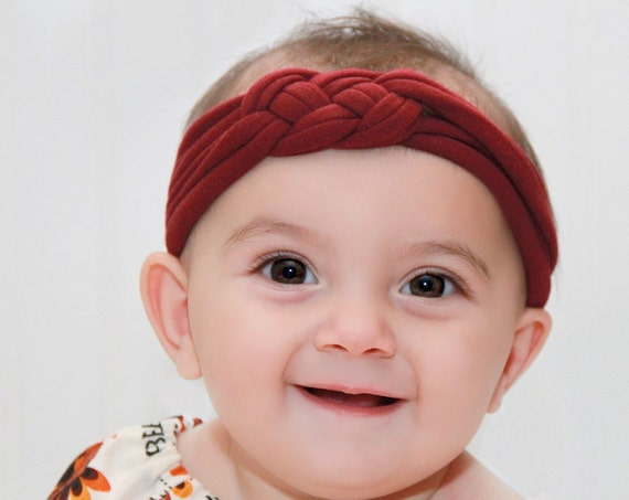 Soft Baby Headband, Headband for Newborn, Girl Headband, Infant Headbands, Knot Headband, Baby Girl Headbands, Baby Headband, Baby Girl