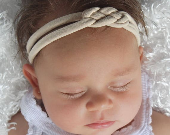Baby Headband, Baby Headband Knot, Baby Headband, Baby Girl Headband, Knot Headband, Braid Headband, Infant Headbands