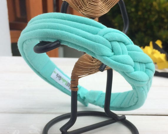 Mint Headband, Knot Headband, Hard Headband, Infant Headband, Newborn Headband, Mint head wrap, Infant Hard Headband, Toddler Headband