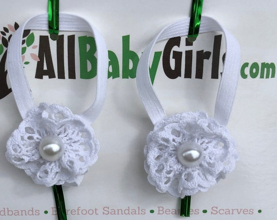 White Barefoot Sandals, Barefoot Sandals Baby, Barefoot Baby Sandals, Baby Sandals, Baby Barefoot Sandals, Barefoot Sandals For Babies