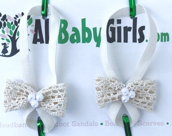 Beige Barefoot Sandals, Barefoot Sandals Baby, Barefoot Baby Sandals, Bow Baby Sandals, Baby Barefoot Sandals, Barefoot Sandals For Baby
