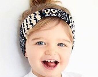 Girls Headband- Baby Headband- Head Wrap- Fall Headband- Toddler Headband- Toddler Head wrap- Baby Headband- Fall Headwrap - Baby Headbands