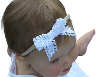 Baptism Headbands