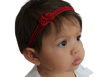 71cdf1b03 Flower Headbands - AllBabyGirls